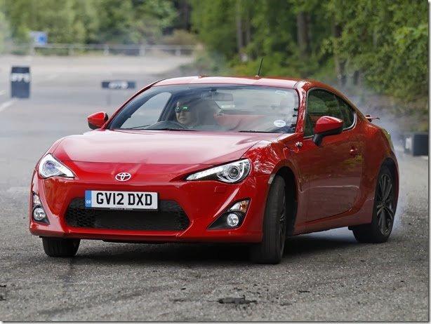 Toyota quer GT86 no Brasil por R$ 140 mil