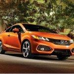 Honda revela o novo Civic Coupé Si, que chega ao Brasil em 2014