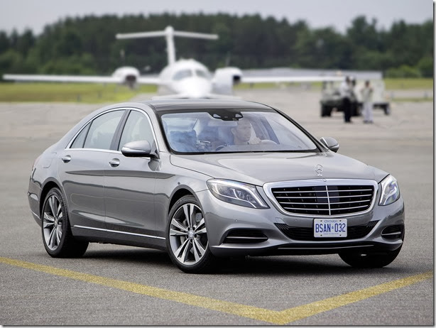 Novo Mercedes Classe S chega ao Brasil por US$ 265.900