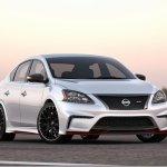 Nissan apresenta o Sentra Nismo Concept em Los Angeles