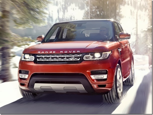 Novo Range Rover Sport chega com preços partindo dos R$ 377.500