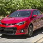 Novo Toyota Corolla pode adotar visual americano em versão esportiva no Brasil