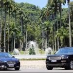 Jaguar Land Rover oficializa fábrica no Brasil