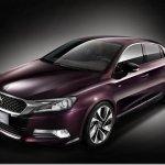 Citroën divulga primeiras imagens do DS 5LS