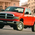Chrysler convoca 5.130 unidades do Dodge RAM para recall