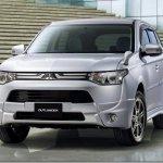 Mitsubishi já fala em reestilização para o Outlander