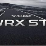 Novo Subaru WRX STI estará em Detroit