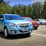 Chevrolet Agile e Classic 2014 estão envolvidos em recall