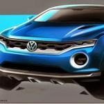 Volkswagen T-Roc mostra o futuro dos SUVs da VW
