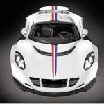 Hennessey Venom GT comemora recorde de velocidade com série especial