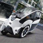 Toyota i-Road começa a ser testado pelas ruas de Tóquio