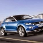 Volkswagen T-Roc é revelado oficialmente