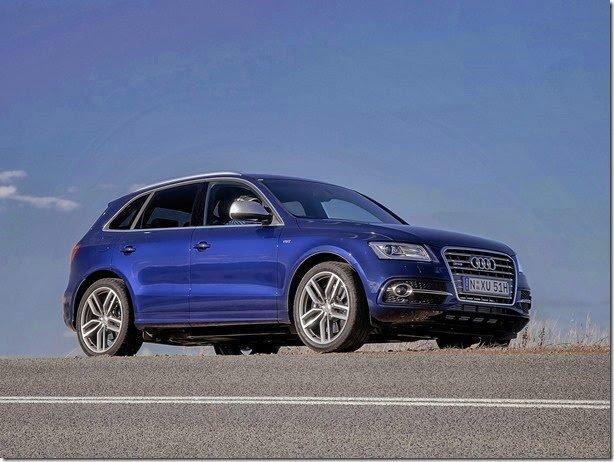 Audi SQ5 já é comercializado no Brasil