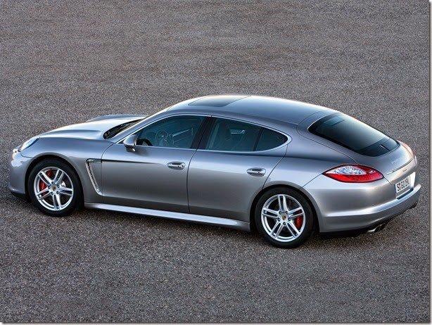 Nova geração do Porsche Panamera é confirmada para 2016