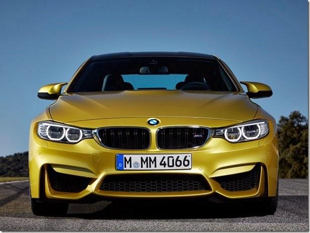 BMW M4 Cabrio estreia no Salão de Nova York
