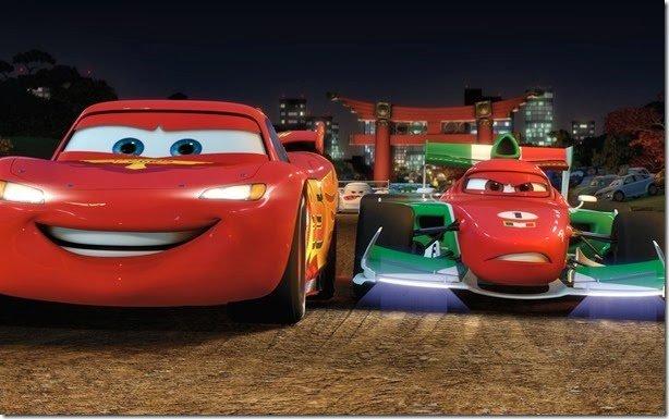 Pixar confirma e franquia Carros ganhará terceiro filme