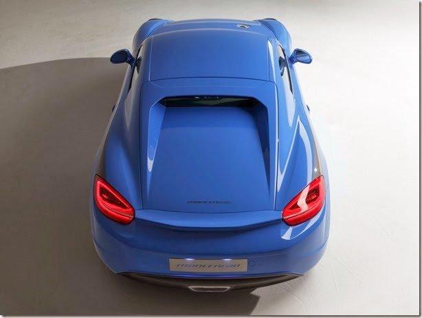 Studiotorino Moncenisio: Era uma vez um Porsche Cayman S