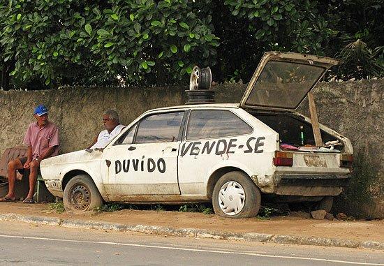 Pergunta da Semana: Qual o pior carro que você já dirigiu (ou andou)?