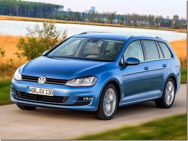 Volkswagen considera lançar Golf Variant R