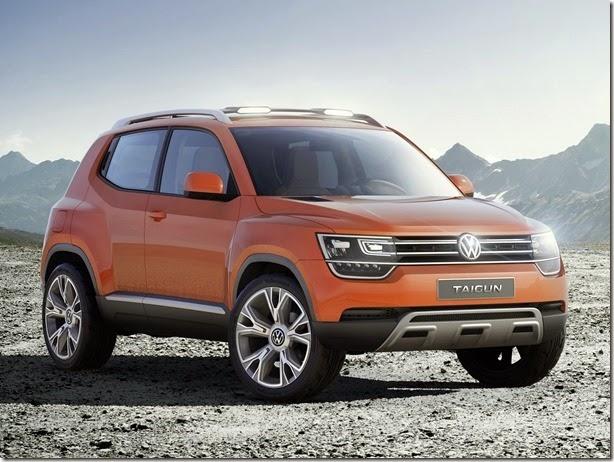 Grupo VW quer vender 10 milhões de carros este ano e promete 100 lançamentos até 2015
