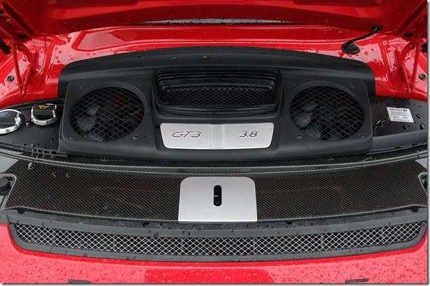 Porsche dará um ano extra de garantia a todos os 911 GT3