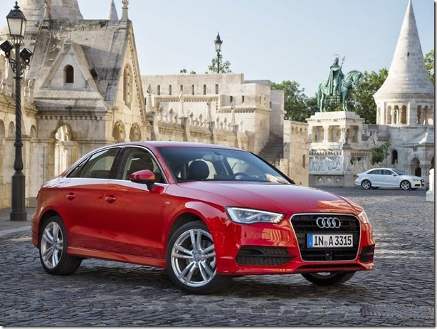 Audi A3 Sedan passa a ter versão de entrada por R$ 94.800