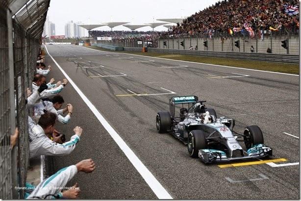 F1 2014 – GP da China