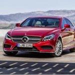Mercedes apresenta o CLS renovado, com novos faróis e motores Euro 6