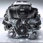 Mercedes mostra o V8 4.0 do AMG GT e confirma seus 510cv