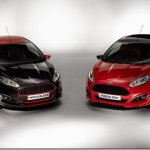 Ford Fiesta Red e Black Edition estreiam 1.0 de 140cv
