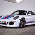 Porsche celebra seu retorno a Le Mans com o 911 S Martini Racing Edition