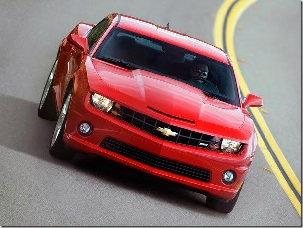 Chevrolet Camaro é convocado para recall