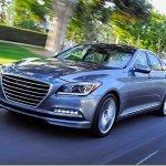 Novo Hyundai Genesis reduz a velocidade sozinho ao se aproximar de radares