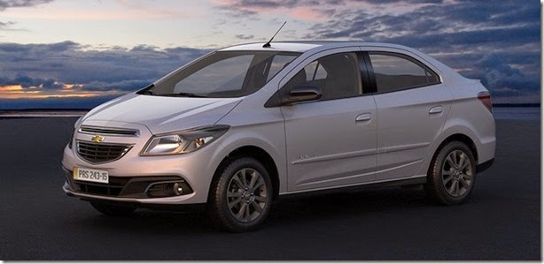Chevrolet Prisma Advantage chega em breve por R$ 44.776