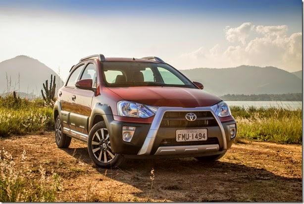 Toyota Etios Cross – O pequeno escoteiro