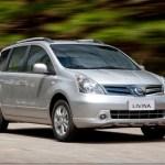 Nissan Livina terá a produção encerrada ainda este ano