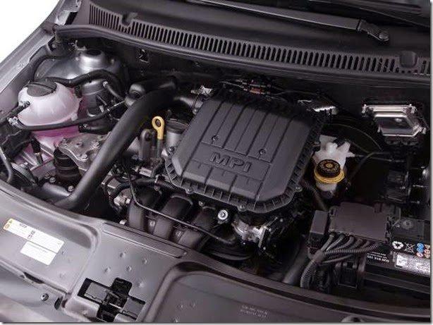 Motores de três cilindros com desativação de cilindros estão em desenvolvimento