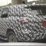 Toyota já testa a nova SW4 na Tailândia