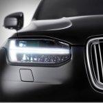 Volvo mostra faróis do novo XC90 e dá mais detalhes sobre o modelo