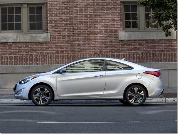 Fim de linha para o Hyundai Elantra Coupe