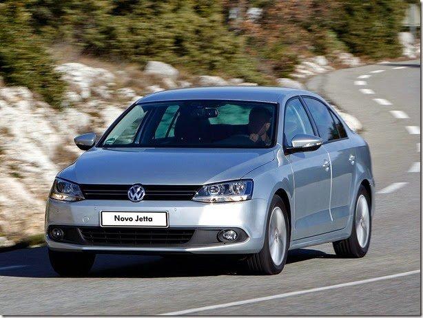 Volkswagen Jetta será fabricado no Brasil em 2015