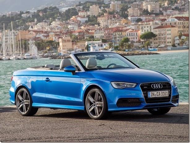 Audi A3 Cabriolet chega ao Brasil por R$ 159.800