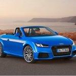 Eis o novo Audi TT Roadster