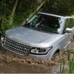 Range Rover Vogue é convocado para recall