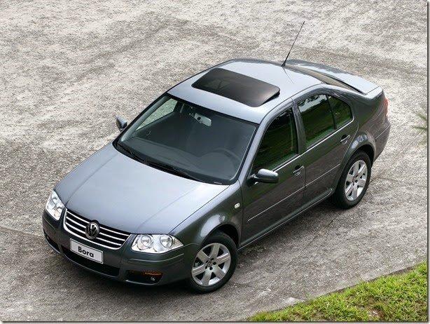 Volkswagen Bora terá produção encerrada no final deste ano no México