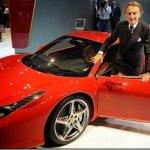 Luca di Montezemolo deixa a presidência da Ferrari