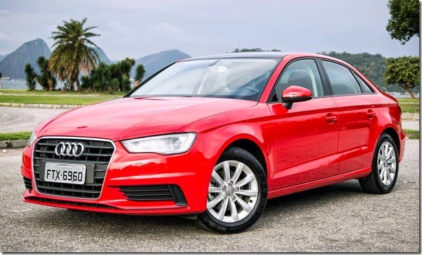 Audi A3 Sedan Attraction – Não subestime os números