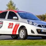 Nissan March ganha categoria própria de corrida no Canadá