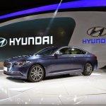 Salão de São Paulo – Hyundai apresenta  Veloster Turbo e novo Genesis
