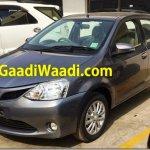 Toyota Etios terá reestilização na Índia e ganha versão esportiva na África do Sul